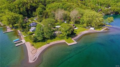 Single Family Home A-Active: 6448 Appletree Point Road