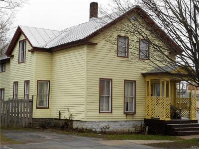 Boonville Single Family Home For Sale: 113 Church Street