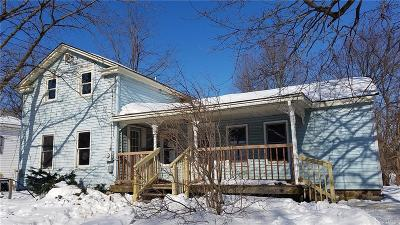 Cato Single Family Home A-Active: 3111 State Route 370