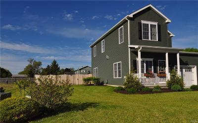 Jefferson County, Lewis County Single Family Home For Sale: 400 Jefferson Street