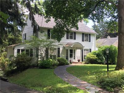 Syracuse Single Family Home For Sale: 109 Dewitt Road