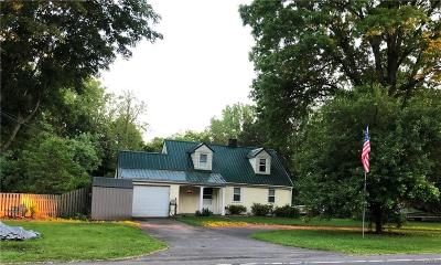 Single Family Home A-Active: 7711 Maple Road