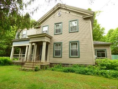 Single Family Home For Sale: 1470 State Route 12b