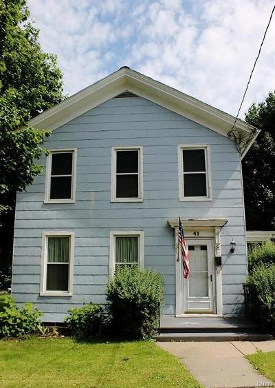 New Hartford Single Family Home For Sale: 41 Burrstone Road