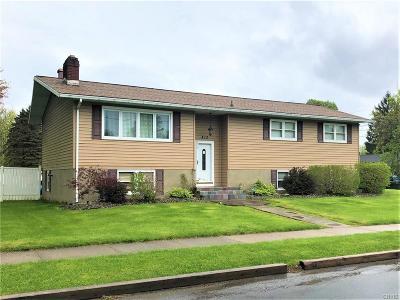 Utica Single Family Home For Sale: 412 Keyes Rd.