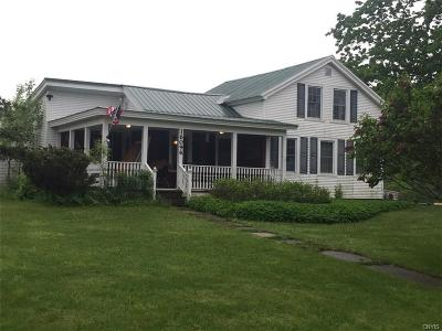 Adams Single Family Home Active Under Contract: 16096 County Route 76
