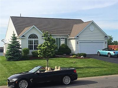 Syracuse Single Family Home A-Active: 4683 Manor Hill Drive