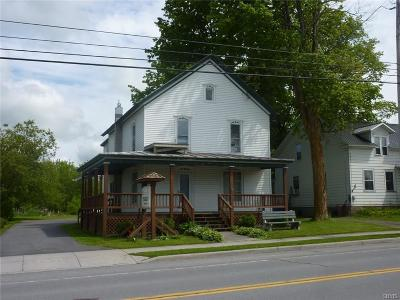 Jefferson County, Lewis County, St Lawrence County Commercial For Sale: 42 S Main Street