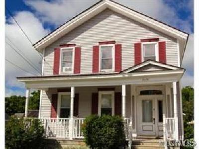 Remsen Single Family Home For Sale: 9575 Main Street