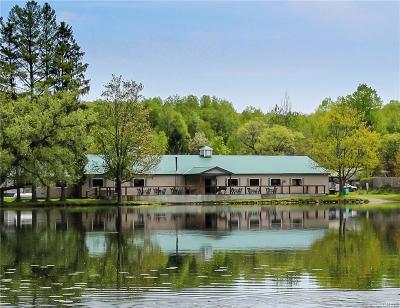 Single Family Home For Sale: 1307 E Lake Road