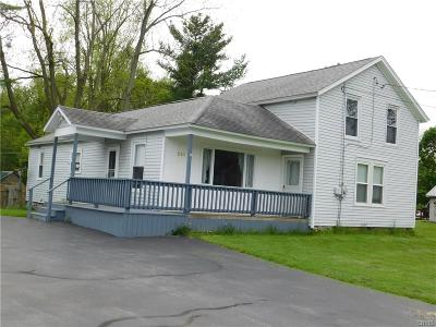 Mexico Single Family Home For Sale: 531 County Route 16