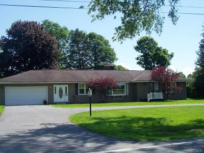 Rome Single Family Home A-Active: 6684 Potter Road