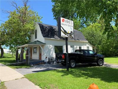 Jefferson County, Lewis County, St Lawrence County Commercial For Sale: 1020 Bradley Street