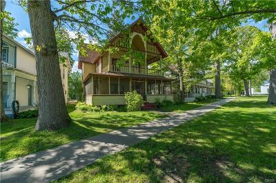 Single Family Home For Sale: 42889 St Lawrence Avenue