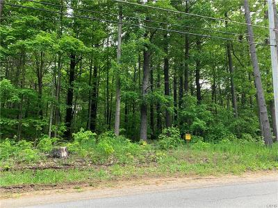 Rutland NY Residential Lots & Land For Sale: $30,000