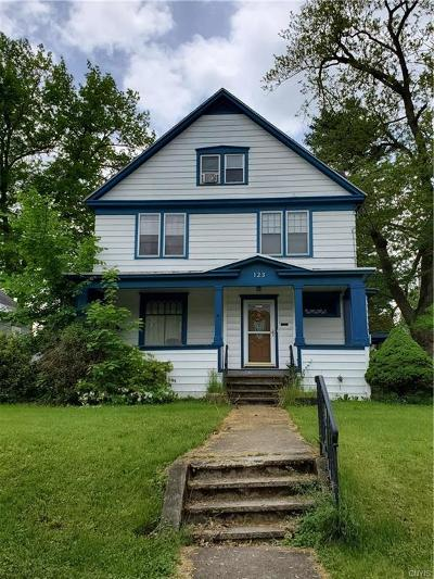 Rome Single Family Home A-Active: 123 West Linden Street