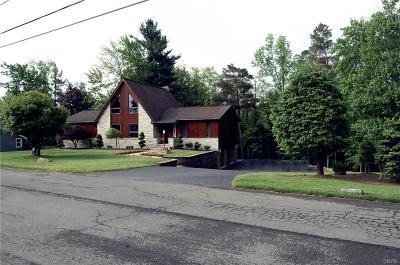 Utica Single Family Home For Sale: 45 Nob Road