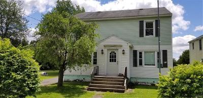 Single Family Home For Sale: 1760 Clark Street Road