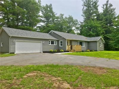 Single Family Home For Sale: 29252 State Route 3