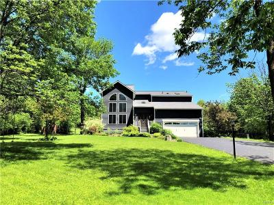 Single Family Home For Sale: 4152 Gates Road