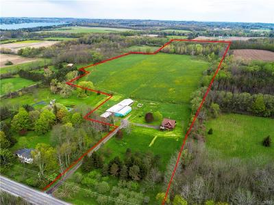 Residential Lots & Land For Sale: 1677 Coon Hill Road
