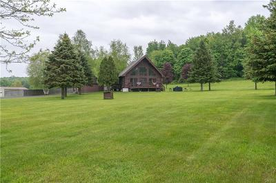 Watertown-Town NY Single Family Home Active Under Contract: $249,900