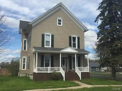Single Family Home For Sale: 20259 County Route 181