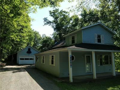Single Family Home For Sale: 7884 Brimfield Street