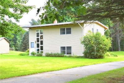 Jefferson County Single Family Home For Sale: 43558 Nys Route 3