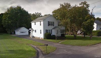 New Hartford Multi Family Home Active Under Contract: 3593 Oneida Street