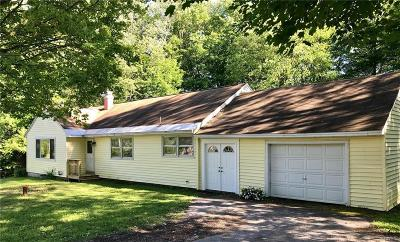 Oneida County Single Family Home For Sale: 6758 Stokes-Westernville Road