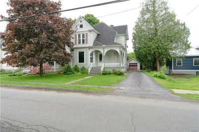 St Lawrence County Single Family Home For Sale: 122 Rowley Street