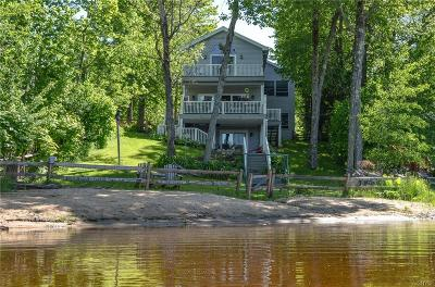 Oneida County Single Family Home For Sale: 5506 Lakeshore Drive