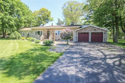 Owasco Single Family Home For Sale: 5902 North Road