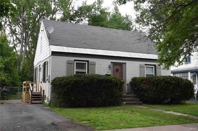 Rome Single Family Home A-Active: 534 Millbrook Road