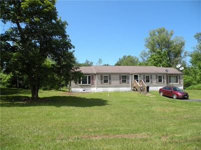 Hannibal Single Family Home Active Under Contract: 1506 County Route 3