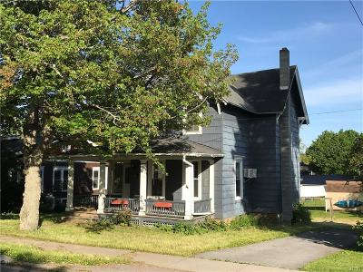Clayton Single Family Home For Sale: 407 Union Street