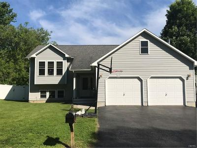 Owasco Single Family Home For Sale: 4207 School Street
