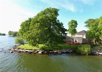 Single Family Home For Sale: 282 Brown Shores Road