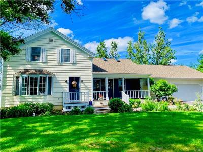 Hamilton Single Family Home A-Active: 6635 Airport Road