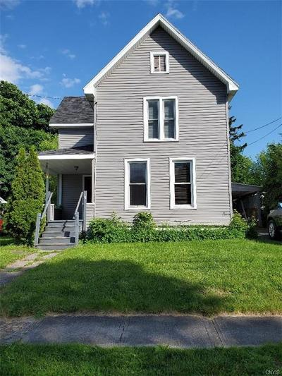 Watertown-city Single Family Home For Sale: 413 S Hamilton Street