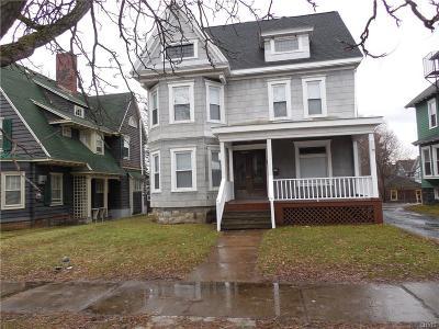 Syracuse Single Family Home For Sale: 418 Euclid Avenue
