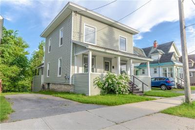 St Lawrence County Single Family Home For Sale: 283 W Main Street
