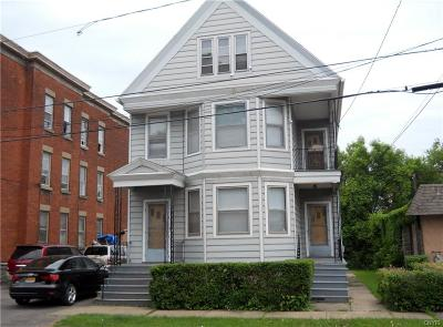 Utica Multi Family Home For Sale: 806 Wager Street
