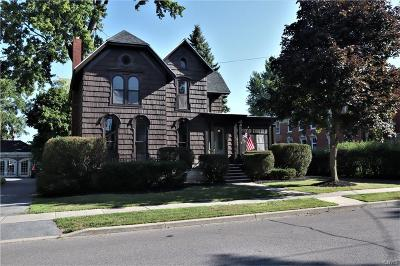 Watertown-City NY Single Family Home For Sale: $278,000