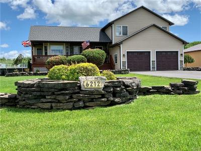Rome Single Family Home A-Active: 6212 Dix Road
