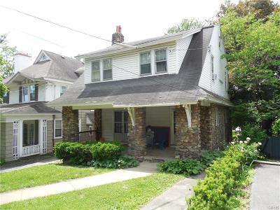 Syracuse Single Family Home A-Active: 728 Sumner Ave