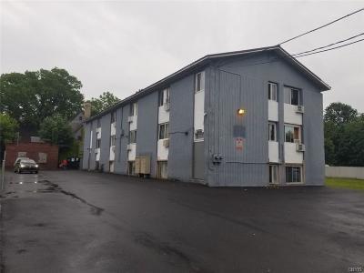 Syracuse Multi Family 5+ A-Active: 127 South Avenue