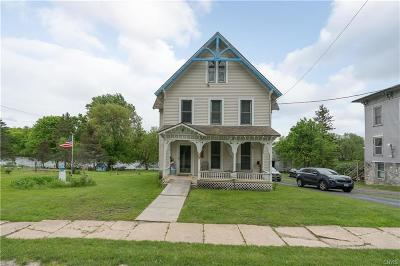 Single Family Home For Sale: 10 Van Buren Street