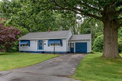 Utica Single Family Home Active Under Contract: 420 Spruce Street